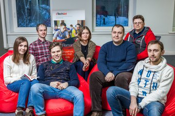 Vitebsk office team
